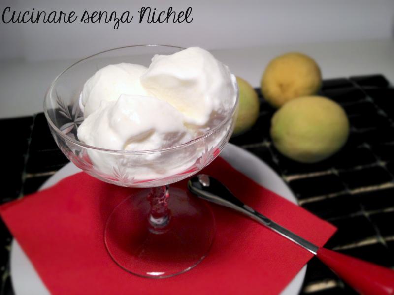 gelato limone