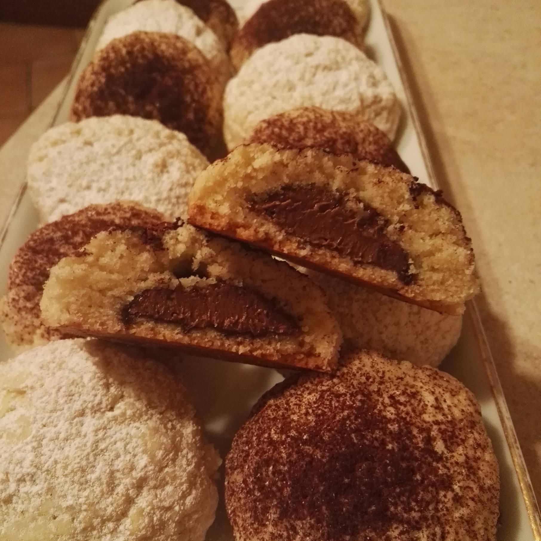 biscotti golosi alla nutella