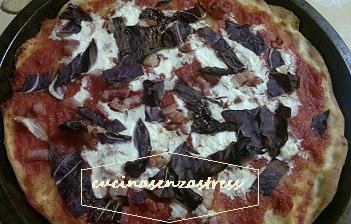 Download image Pizza Al Radicchio Trevigiano Pancetta E Philadelphia ...