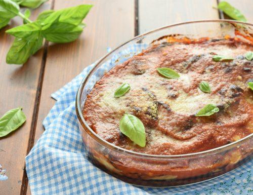 Parmigiana ricetta originale siciliana