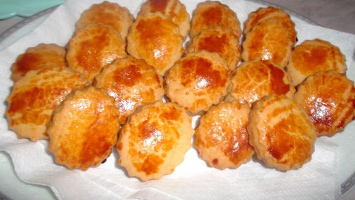 Biscotti di pasta frolla morbidissimi