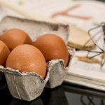 Congelare le uova