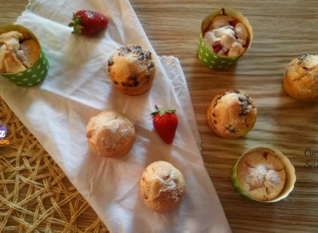 Muffin ricetta base Benedetta Parodi