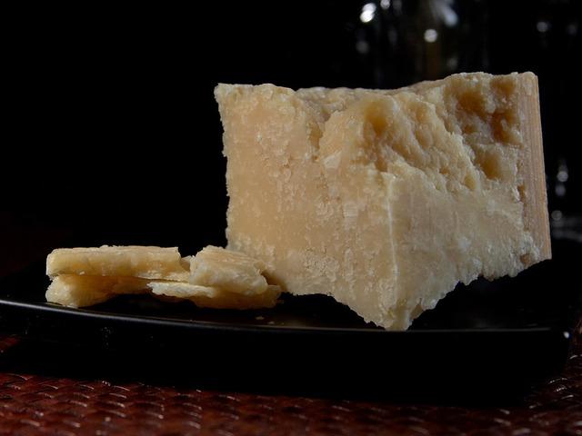 Congelare il Parmigiano grattugiato