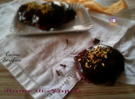 Ricetta rame di Napoli catanese con marmellata