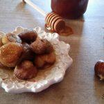 Castagne dolci al miele e cannella
