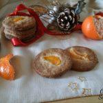 Biscotti croccanti alle clementine