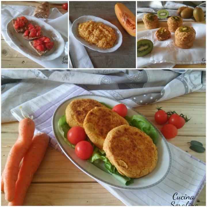 Menu Vegano Di Natale.Menu Di Natale Vegan Idee E Ricette Facili Cucina Serafina