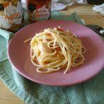 Pasta aglio, olio e peperoncino