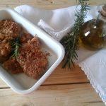 Cosce di pollo disossate gratinate al forno