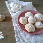 Biscotti al cocco senza uova
