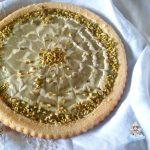 Crostata morbida al pistacchio