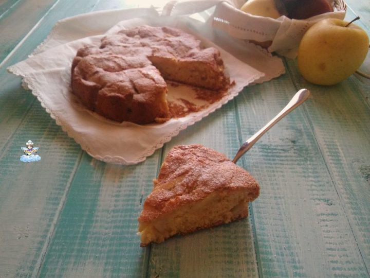 torta di mele Benedetta Parodi