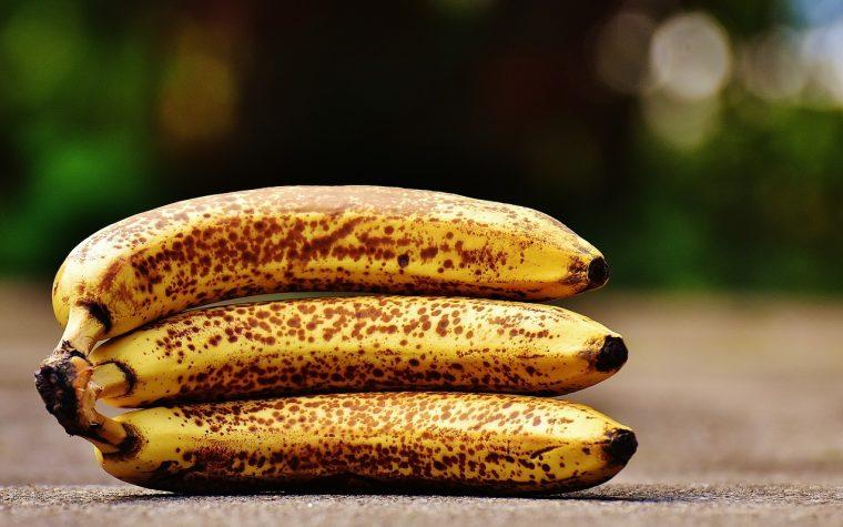 Come evitare che le banane diventino nere