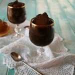 Granita siciliana al cioccolato