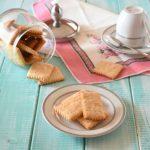 Biscotti petit senza uova