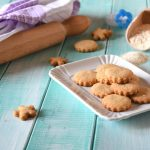 Biscotti rustici con farina Senatore Cappelli