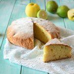 Torta di mele e limoni