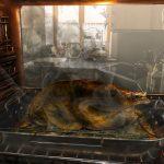 Come eliminare l'odore di cibo bruciato in casa
