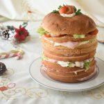 Panettone gastronomico- ricetta e composizione