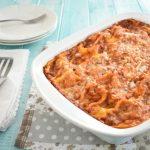 Pasticcio di lasagne alla catanese