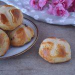 Hot Cross Buns- panini pasquali