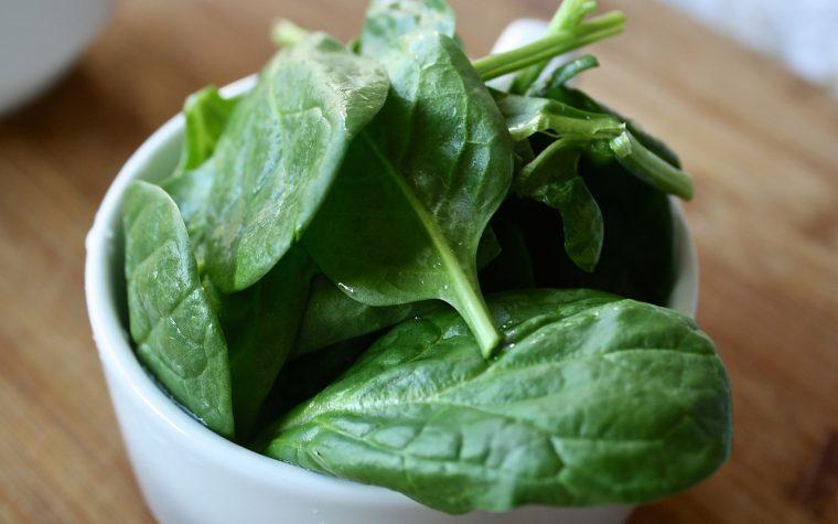 Come congelare gli spinaci freschi