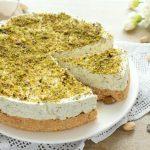 Cheesecake al pistacchio