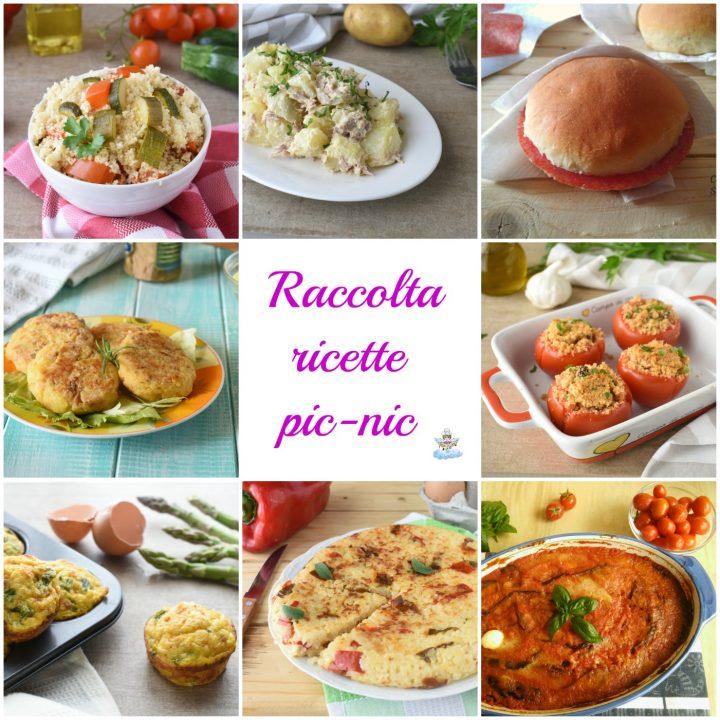 Raccolta ricette pic-nic
