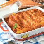 Cannelloni al ragù-ricetta classica