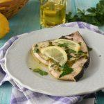 Pesce spada al forno-ricetta light