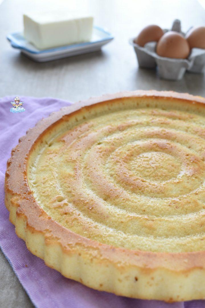 Ricetta base crostata morbida