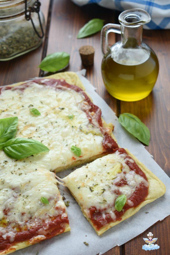 Pizza pazza senza impasto
