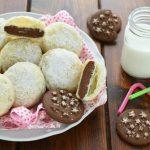 Biscotti di sfoglia con pan di stelle e nutella