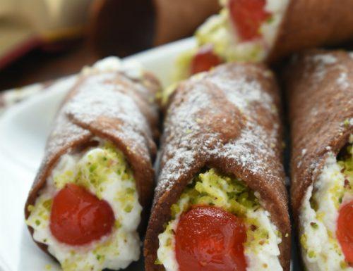 Cannoli alla ricotta ricetta originale siciliana