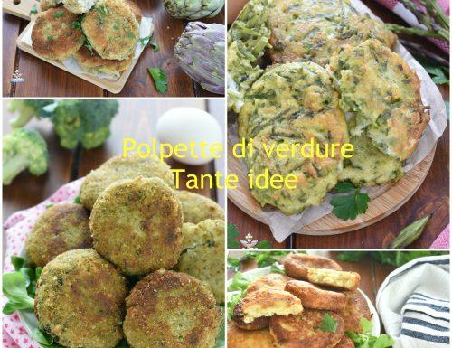 Idee ricette per polpette di verdure