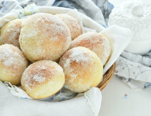Ricetta brioche con lo zucchero catanesi