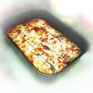Parmigiana di zucchine, un piatto leggero ma di gusto