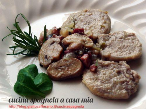 FILETTO DI MAIALE ALLA CASTIGLIANA | Cucina Spagnola