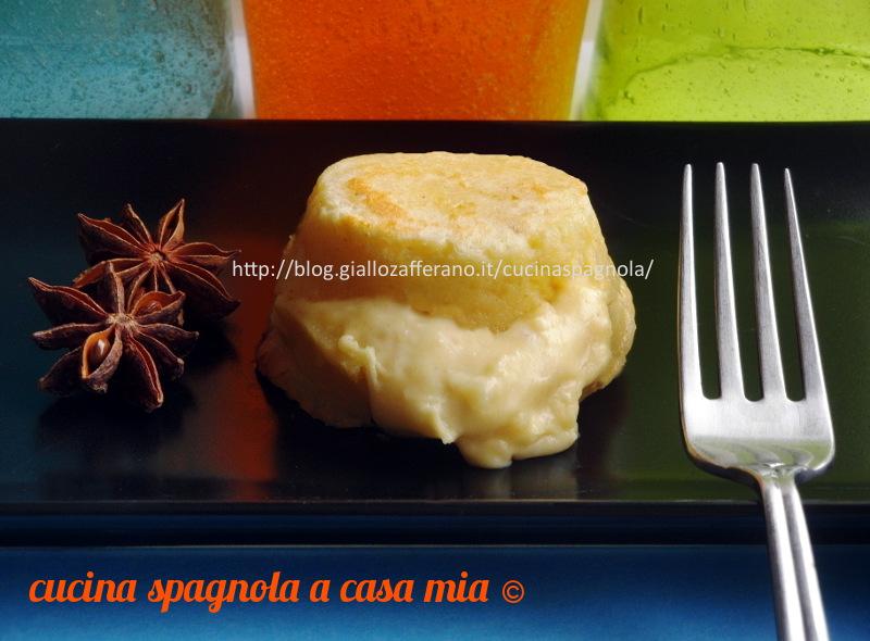 COULANT DI FORMAGGIO   Ricetta Cucina Spagnola A Casa Mia