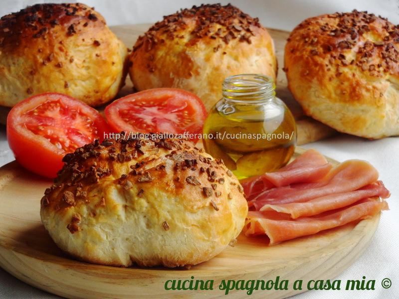 Pane all aglio ricetta cucina spagnola a casa mia for Ricette spagnole