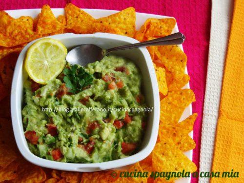 GUACAMOLE MESSICANO, un perfetto finger food