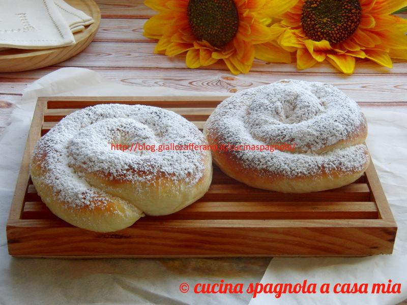 Très Ensaimada ricetta: il dolce tradizionale delle isole Baleari. TU04
