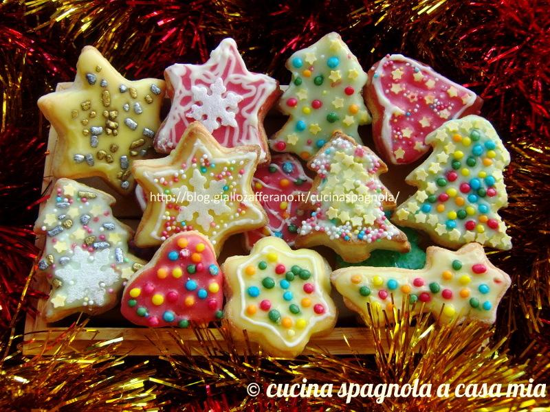 Biscotti Di Natale X Bambini.Biscotti Di Natale Da Fare Con I Bambini Ricetta
