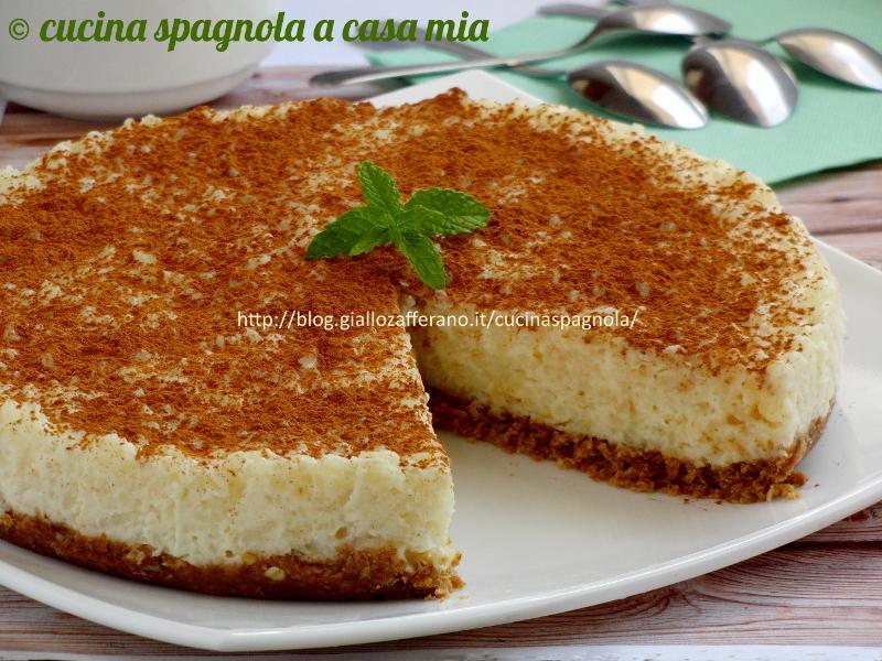 dolci senza cottura al forno, cucina spagnola a casa mia - Blog Di Cucina Dolci