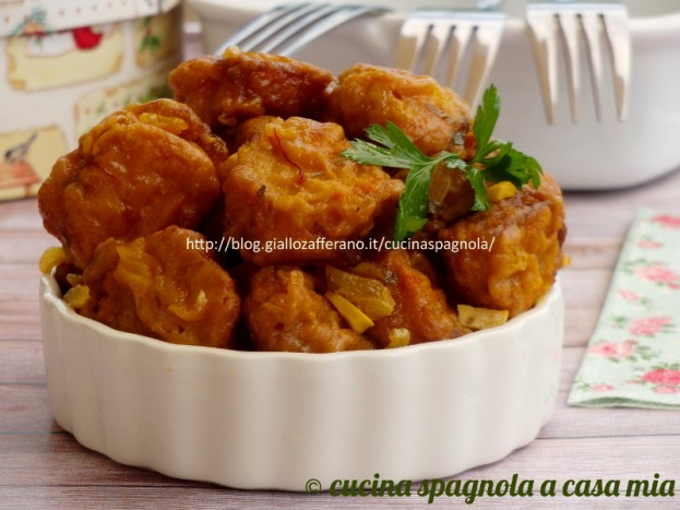 Cucina spagnola a casa mia ricette blog for Ricette spagnole