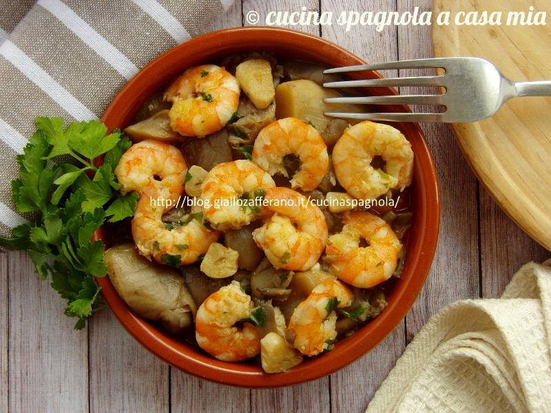 Cucina spagnola a casa mia © blog di ricette di cucina spagnola