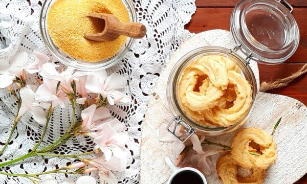 Paste di meliga (biscotti piemontesi al mais)