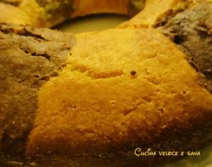 Ciambella soffice al limone e cacao cucina veloce e sana - Cucina veloce e sana ...
