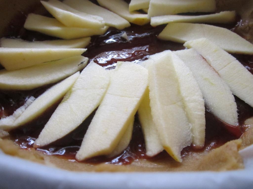 Torta di mele e miglio ricetta senza latticini cucina for Crostata di mele